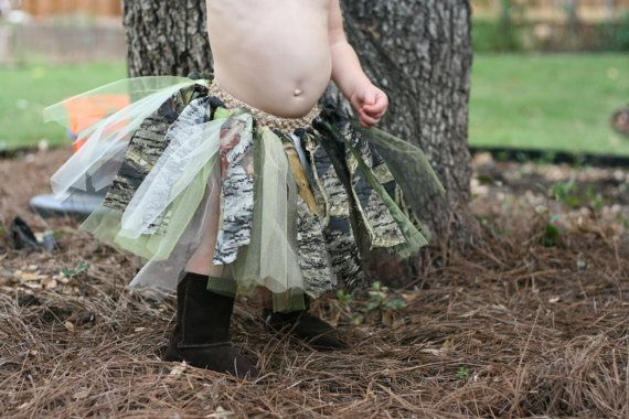 New photos! Check this out, Duck Dynasty fans!  And isn't it opening day for something today? Mossy Oak Camouflage Tutu  TouchdownTreasures, $25.00