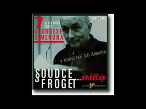 Georges Simenon Případ Saint Fiacre Rozhlasová hra - YouTube