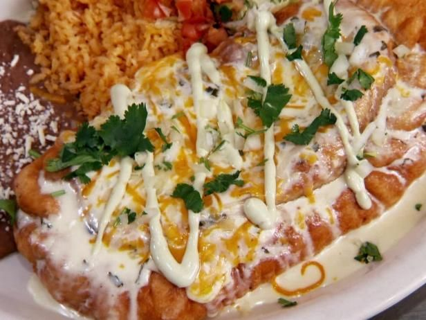283 best diners drive ins and dives guy fieri images on pinterest 8 best mexican dishes from diners drive ins and dives food network recipeschef forumfinder Choice Image