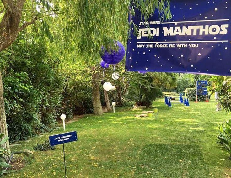 "Star Wars / Birthday ""Star Wars Themed Birthday Party"" | Catch My Party"
