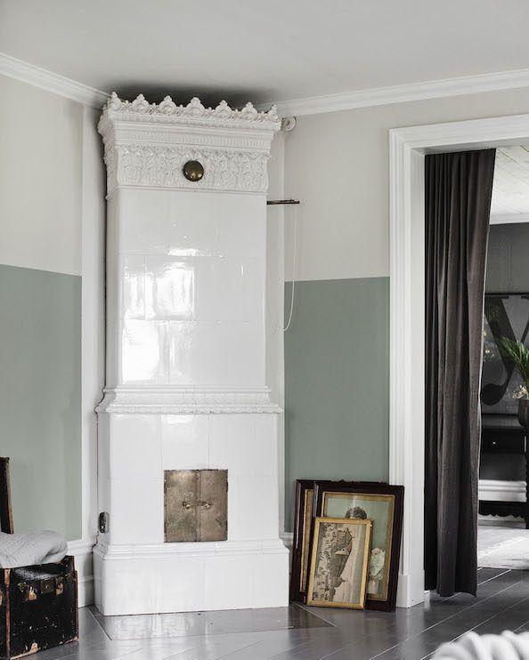 The Stunning Home Of Mari Strengheilm Nord On An Island Outside Stockholm ·  Interior StylistInterior DesignScandinavian ...