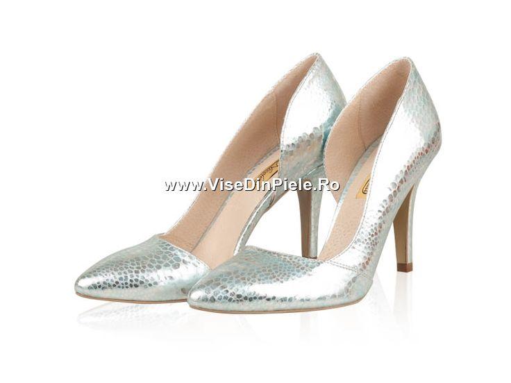 Vise din Piele - REDUCERI :: Pantofi piele dama P164N Jules
