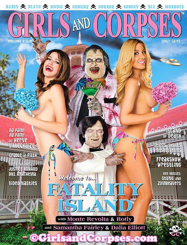 Girls & Corpses