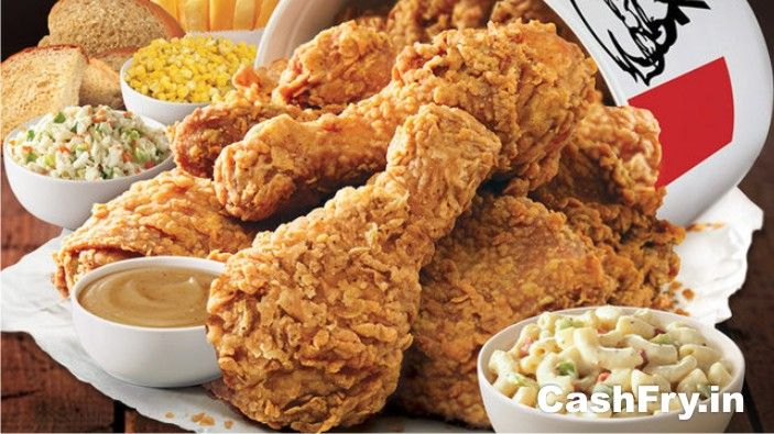Get KFC Coupon Codes, Promo Codes in India at CashFry.in ...