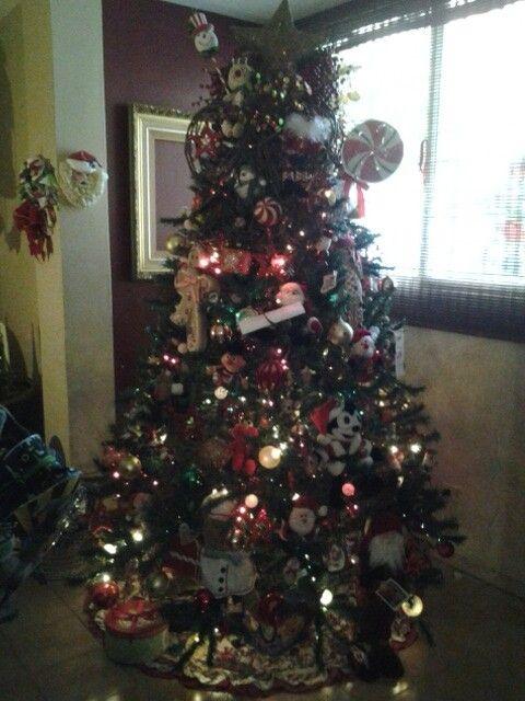 Arbol de Navidad 2013. By Glk.