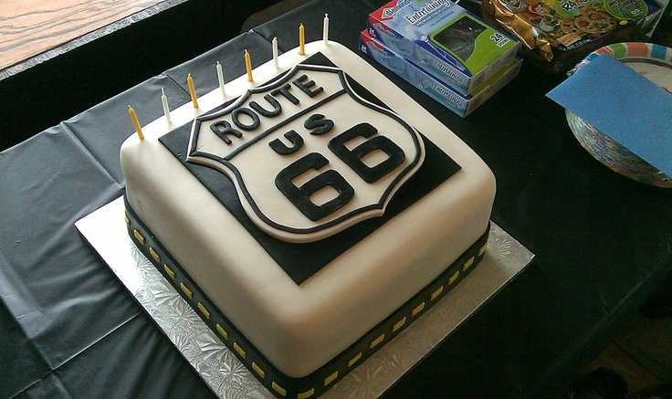 Birthday Cakes Joplin Mo ~ Best images about route cake on pinterest