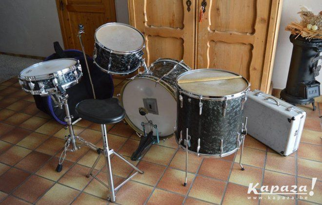 Drumstel Premier, Drumstellen, Leefdaal   Kapaza.be