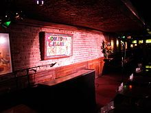 Comedy Cellar - Wikipedia, the free encyclopedia (NYC)