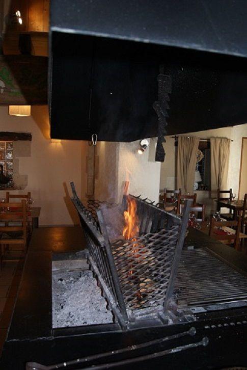 [Restaurant le Papy's tout près de Nevers] 000. Accueil (photo hiver)