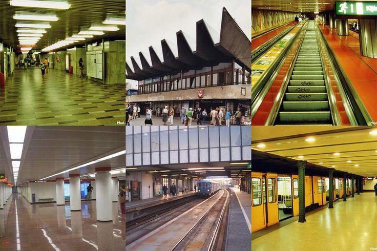 Hungary Metro - Budapeste    #tupai #smartsolutions #projects    www.tupai.pt