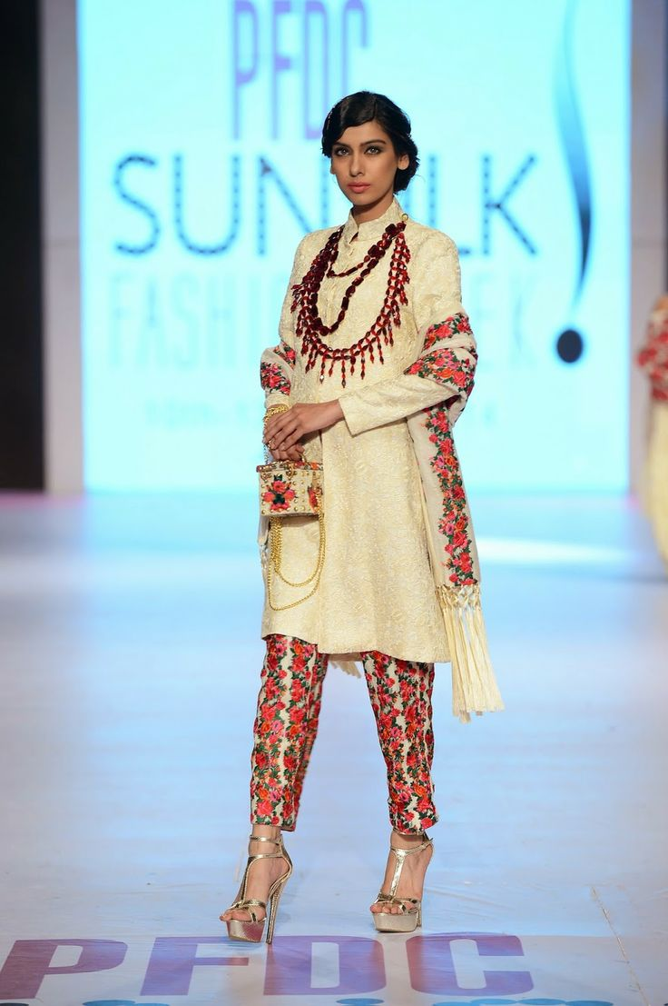374 best Pakistani Fashion images on Pinterest | Fashion weeks ...