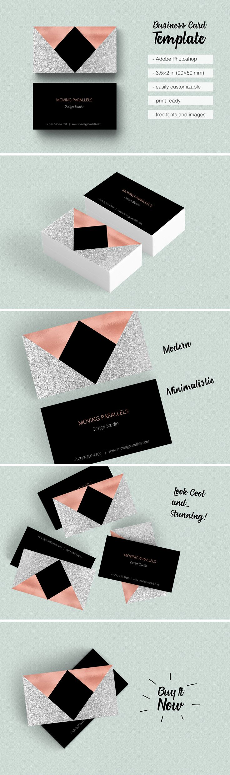 The 25+ best Gold business card ideas on Pinterest | Black ...