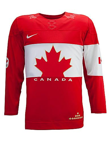 Going to need - HBC Collections | Men | Sochi 2014 Team Canada Olympic Twill Jersey | Hudson's Bay