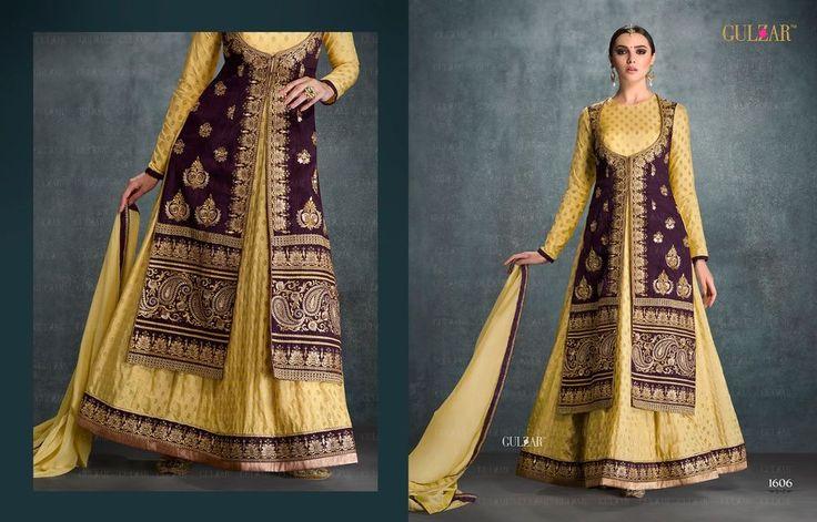 Indian Bollywood Ethnic Designer Anarkali Salwar Kameez Suit & Traditional G0616