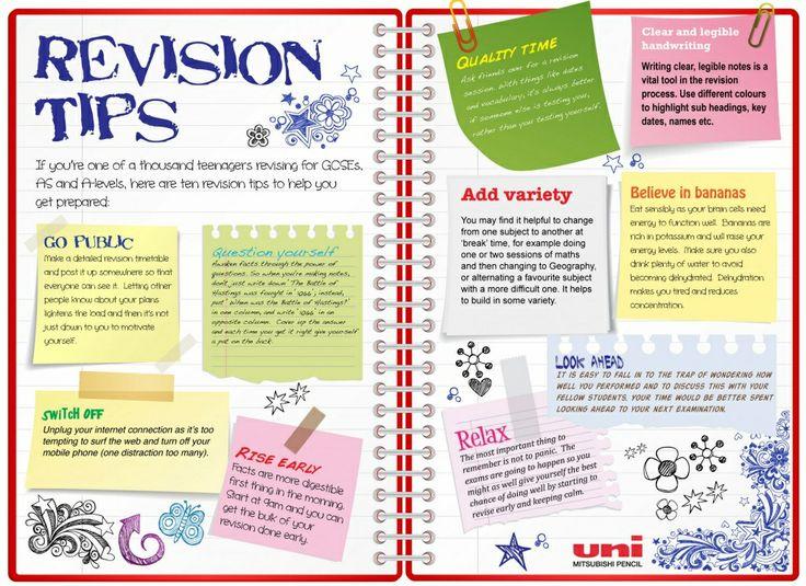 Best Gcse Images On   Revision Tips Gcse Revision