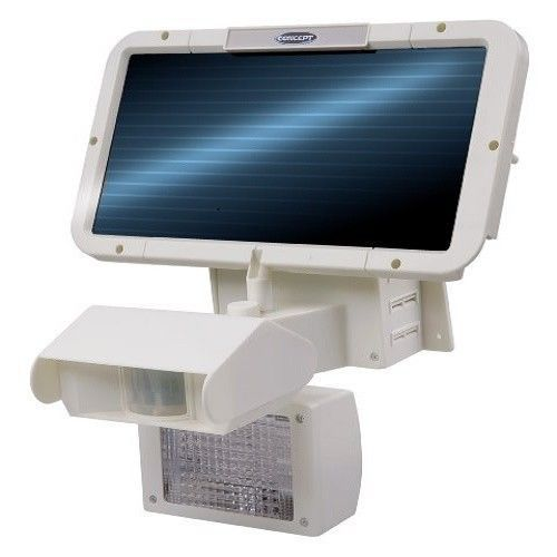 Solar Powered Security Light Motion Detector Outdoor Garden Home Waterproof New