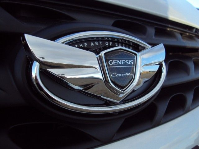 2015 2014 2013 2012 2011 2010 Hyundai Genesis Coupe Wing Emblem Kit - Chrome (G035) | Hyundai Genesis Coupe Accessories | Hyundai Genesis Coupe Parts | Hyundai Shop