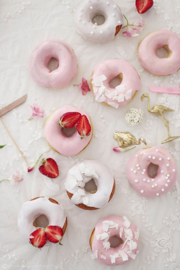 Wake up and doughnut. Don't forget to enjoy guilt free ♥ #Selfluv