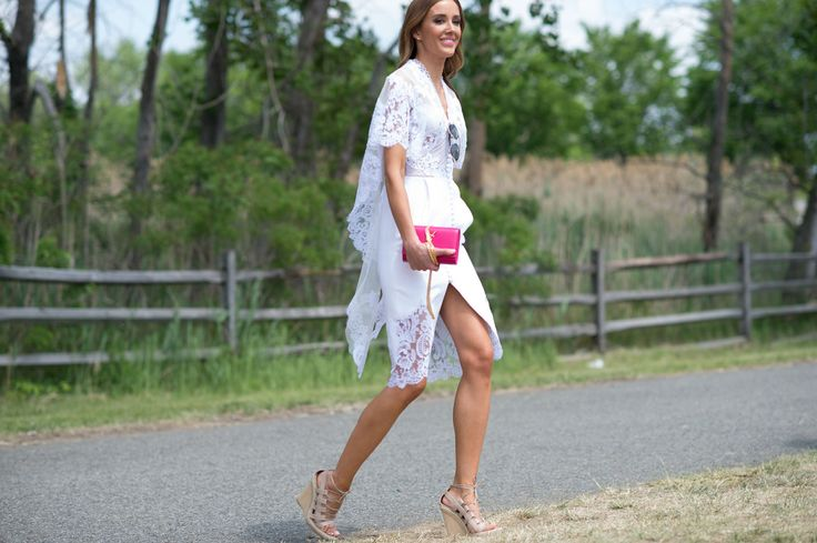 See+All+the+Best+Looks+From+Veuve+Clicquot's+8th+Annual+Polo+Match  - ELLE.com