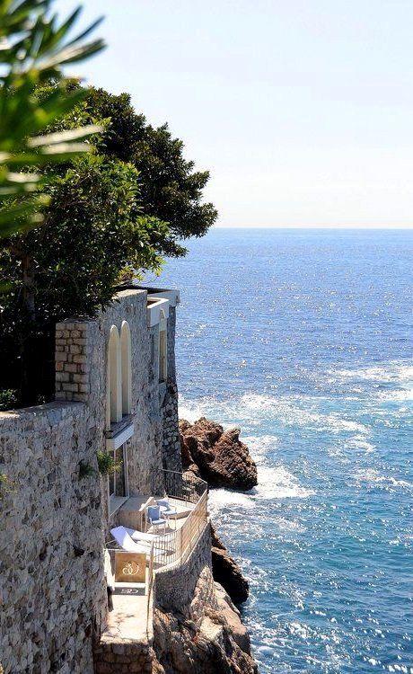 Cap Estel, Èze, Provence-Alpes-Côte d'Azur, France