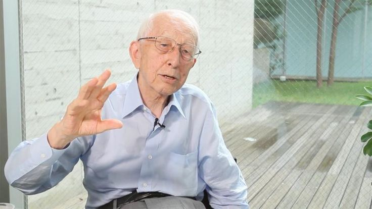 Fumihiko Maki - Time-Space-Existence | Fumihiko Maki, the Pritzker Prize-winning Japanese architect, spoke with PLANE—SITE in the fifth video of a series leading up to the GAA Foundation's Time-Space-Existence exhibition, planned as a collateral exhibition of the 2018 Venice Architecture Biennale.