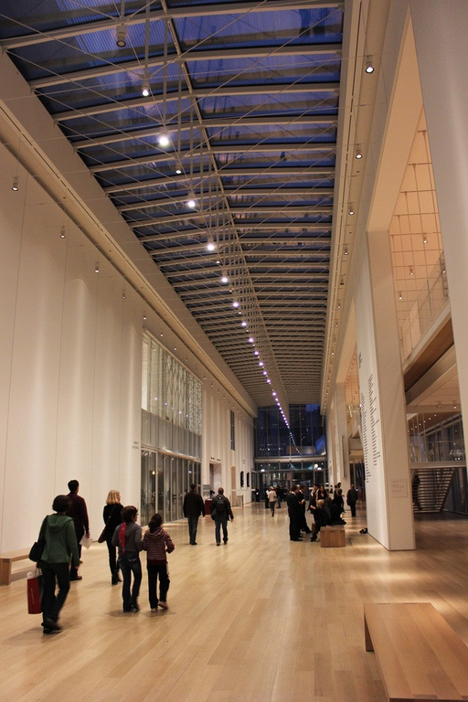 The Art Institute of #Chicago - The Modern Wing | #Renzo Piano