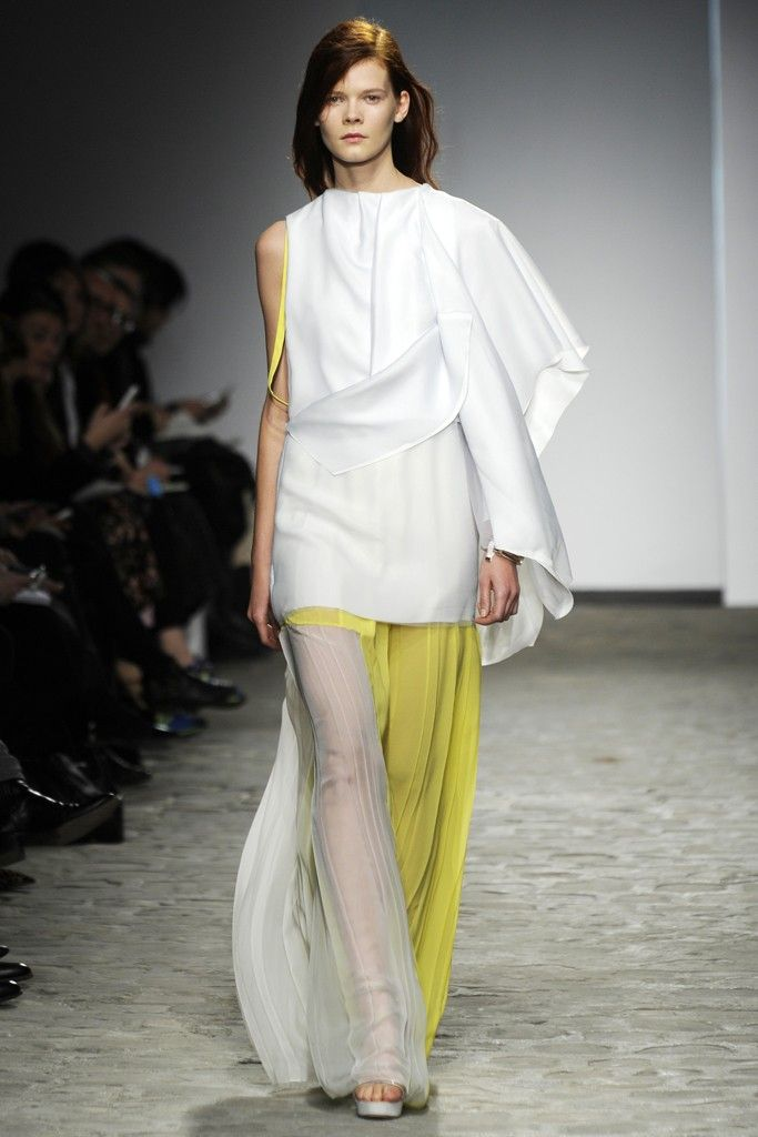 Vionnet Couture Spring 2014