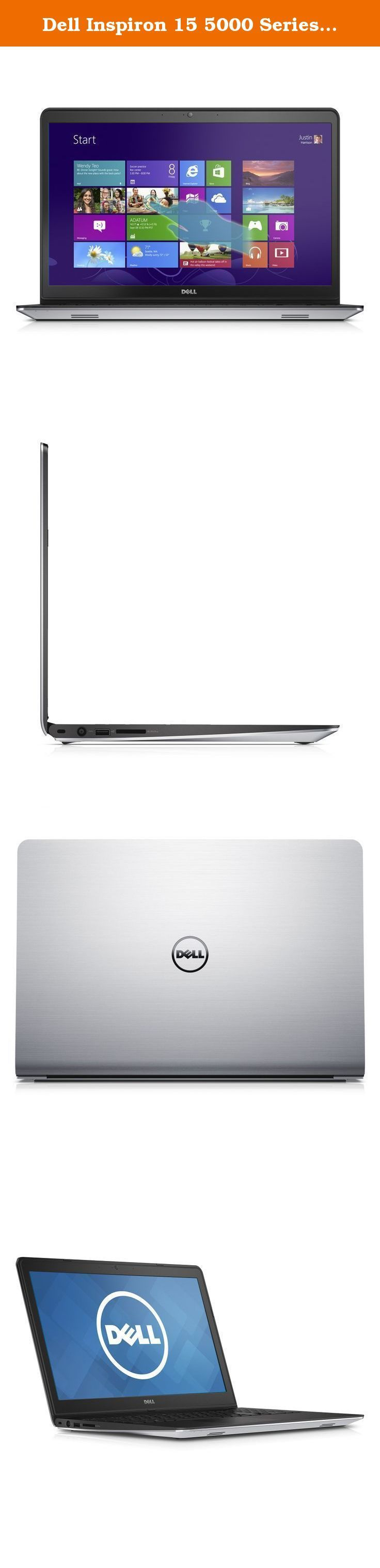 Nice Dell Laptops 2017: Dell Inspiron 15 5000 Series i5547-7502sLV 15-Inch Touchscreen Laptop (Silver, T...  Traditional Laptops, Laptops, Computers & Tablets, Computers & Accessories, Electronics Check more at http://mytechnoworld.info/2017/?product=dell-laptops-2017-dell-inspiron-15-5000-series-i5547-7502slv-15-inch-touchscreen-laptop-silver-t-traditional-laptops-laptops-computers-tablets-computers-accessories-electronics