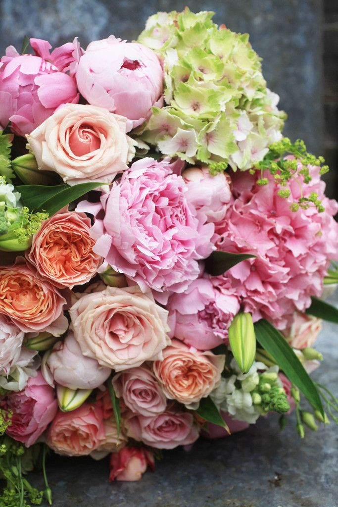 Lady Sybil C Wedding Bouquet // Wild Things Flowers
