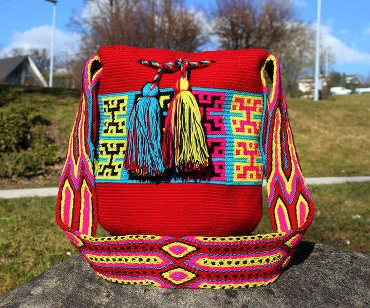 Wayuu with design - Laaproo