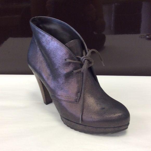 "Paul Green New York metallic New with box. Heel height: 3.5"" Paul Green Shoes"