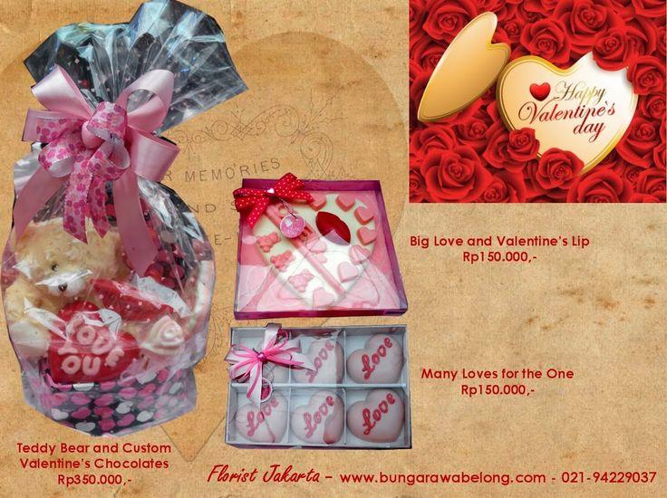 Coklat Valentine 2015 dari www.bungarawabelong.com