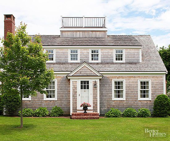 17 best images about house exterior on pinterest for Cape cod exterior