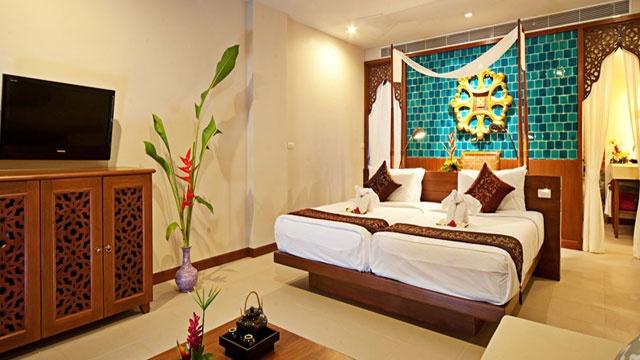 Rawai Palm Beach Resort Phuket