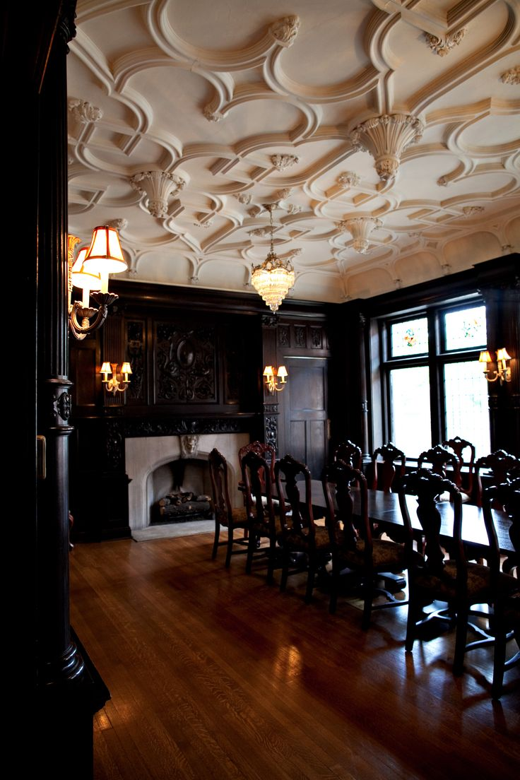 Mccook Mansion Dining Room Pittsburgh Travel