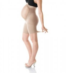 Pregnancy Girdles, Maternity Spanx & Post-Pregnancy Body Shapers That Help You Look & Feel Better Before And After The Baby!