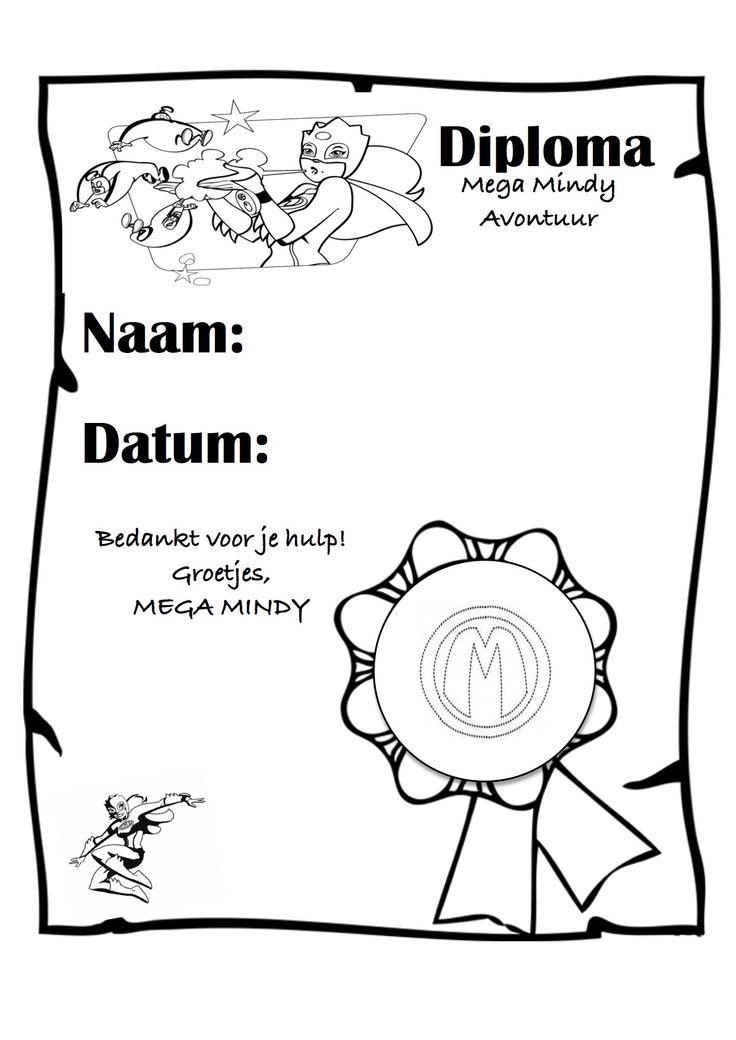 Mega Mindy Avontuur - www.activitheek.nl