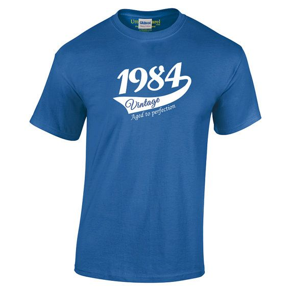 30th birthday t shirt ideal gift for son brother by UtterApparel, £9.99