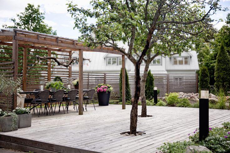 Maisemasuunnittelu - Gardenliving - Vihreä tekee hyvää