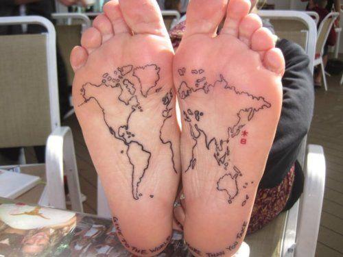 the world beneath your feet. LOVE LOVE LOVE LOVE <3