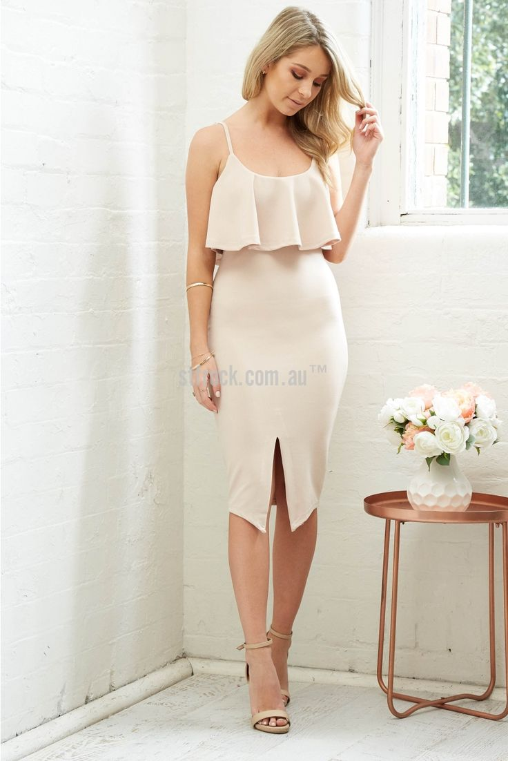 Sirocco Dress in Blush | St. Frock
