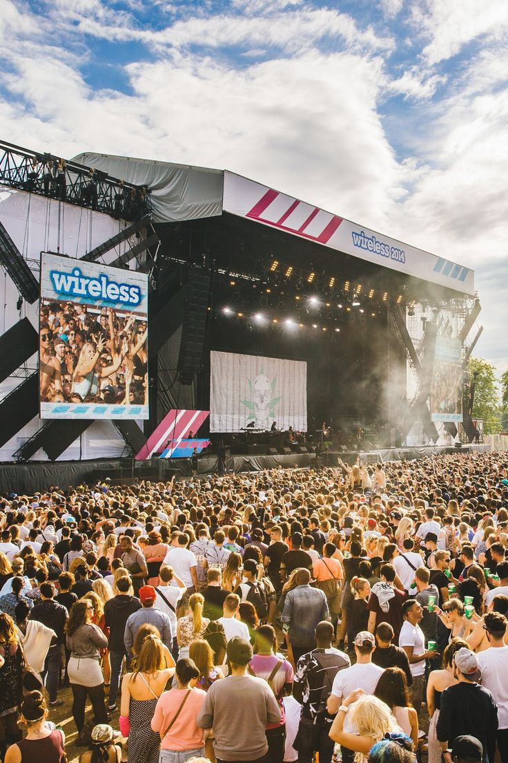 WIN! A Pair of VIP Tickets to New Look Wireless Festival plus an £100 New Look Voucher