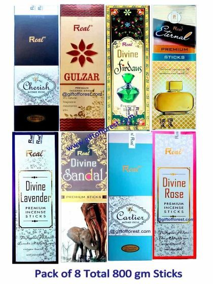 Real Divine Multiple Incense Sticks