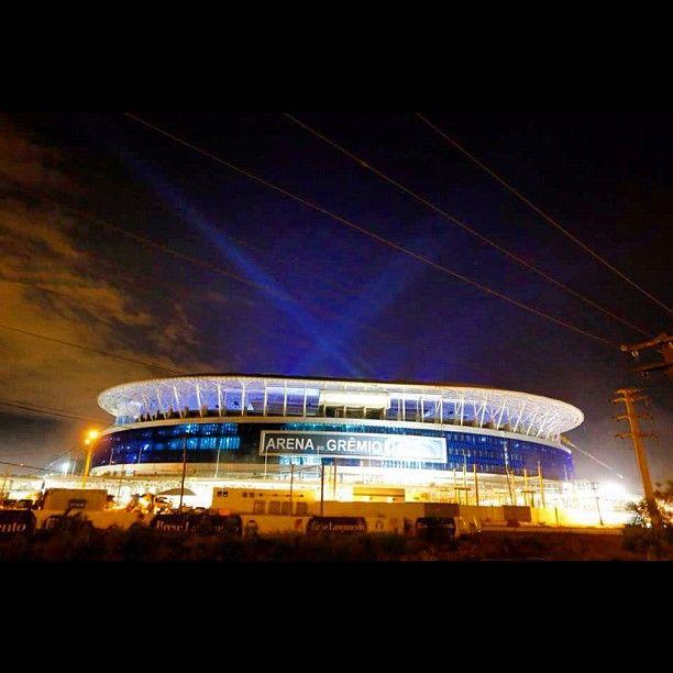 83db715f0 Arena do Grêmio (Instagram)