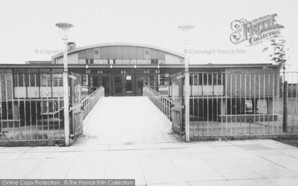 Swimming Baths Widnes 1960