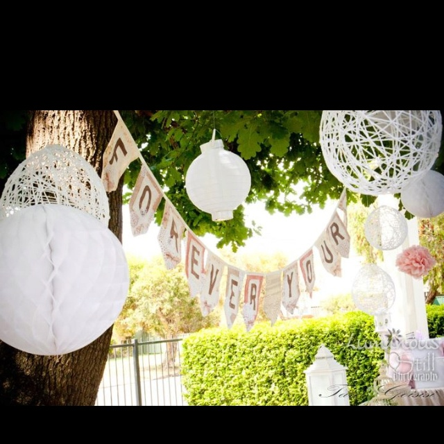 Britani's kitchen tea bunting