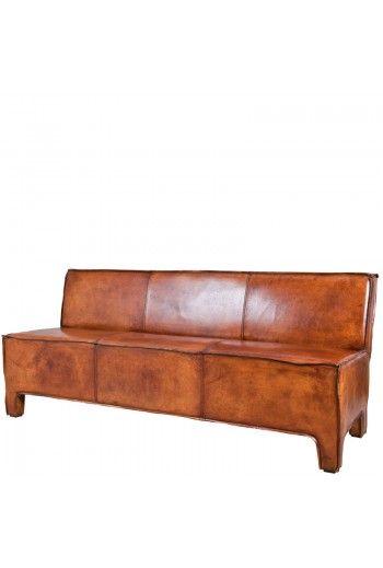 Idéal pour votre table de diner le canapé de table cuir de buffle brun clair. Dimension 180x66x81 Article:110377 Livraison offerte sous 2 à 8 semaines par transporteur. Nous contactez pour plus d'information sur ce produit.