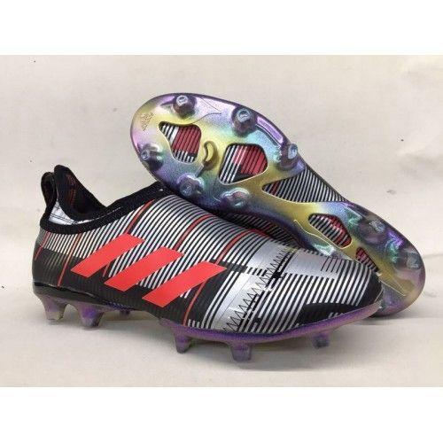 reputable site c92be 7ef0a Zapatillas Futbol Adidas Glitch Skin 17 FG  futbolbotines