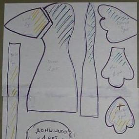 Птицы (утки, гуси, петухи) - Страница 5 - Подарки, сувениры, игрушки из тканей научимся делать красиво сами - Форум-Град