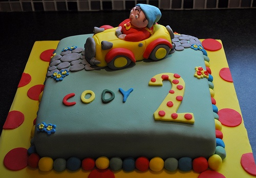 Noddy Cake Its My Party Pinterest